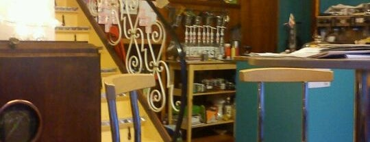 Coffeebars Antwerpen