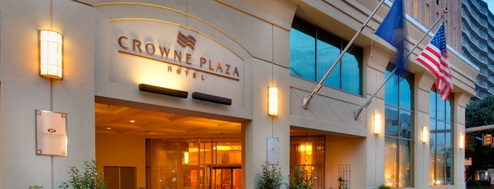 Crowne Plaza Harrisburg-Hershey is one of Sweet Spots of Hershey Harrisburg, PA #visitUS #4s.