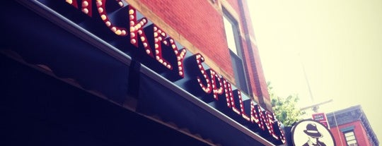 Mickey Spillane's is one of Best NYC Happy Hours.