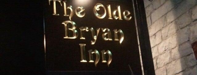 Olde Bryan Inn is one of Restaurants.