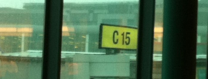 Gate C15 is one of SIN Airport Gates.