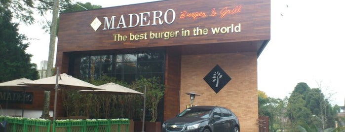 Madero Burger & Grill is one of Resto Curitiba.