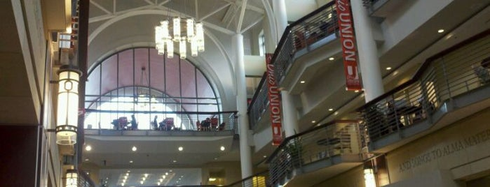 The Ohio State University is one of College Love - Which will we visit Fall 2012.