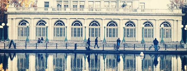 Prospect Park Boathouse & Audubon Center is one of Park Highlights of NYC.