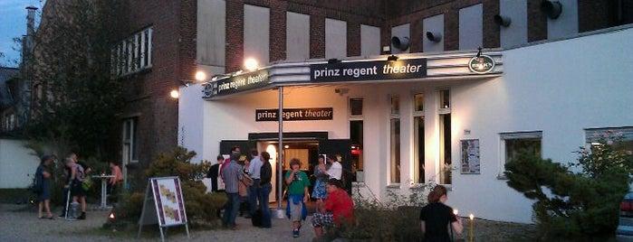 Prinz Regent Theater is one of Bochum #4sqcities.
