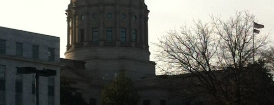 Georgia State Capitol is one of Things to See.