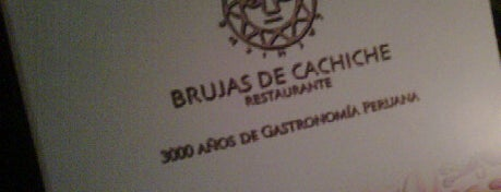 Brujas de Cachiche is one of Must-visit Food in Lima.