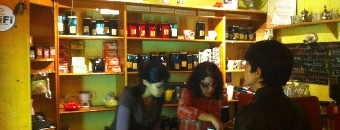 The Tea Pot is one of Club La Tercera Descuentos.