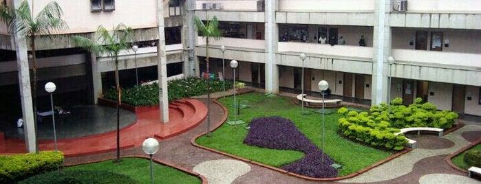 ICEx - Instituto de Ciências Exatas is one of Campus.