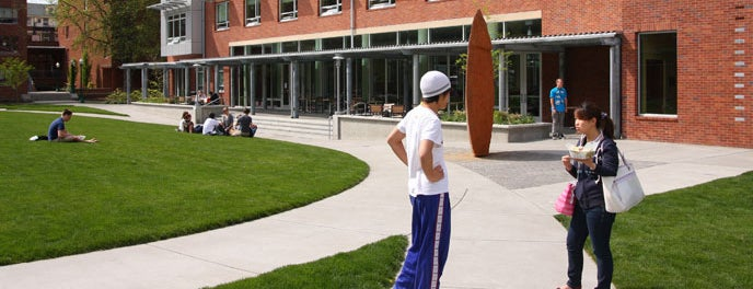 Living Learning Center (LLC) - North is one of University of Oregon Buildings.
