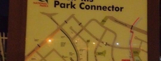 Pasir Ris Park Connector is one of Trek Across Singapore.