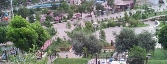 Muhsin Yazıcıoğlu Parkı is one of Kahramanmaraş.