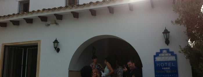 El Tossal de Altea is one of Para volver.