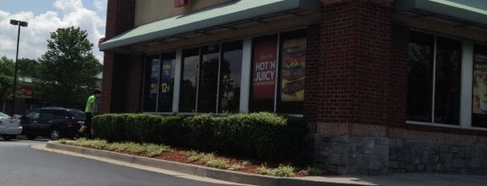 Must-visit Fast Food Restaurants in Dacula