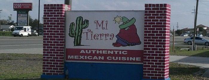 Mi Tierra Restaurant is one of sameer.