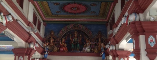 Sri Mariamman Temple is one of The Houses of Prayers & Worship.