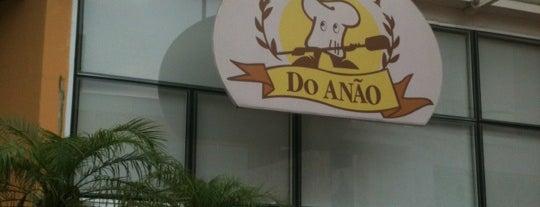 Padoca do Anão is one of Comer e Beber.