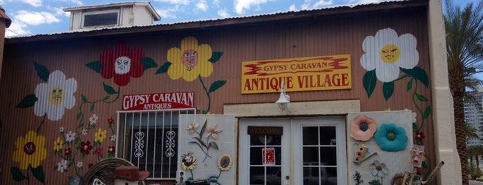 Gypsy Caravan is one of Las Vegas' Antique Alley.