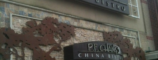 P.F. Chang's is one of Favorite Restaurant In NYC.