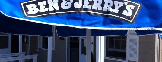 Ben & Jerry's is one of Montauk, NY.