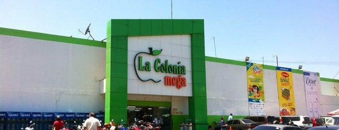 Supermercado La Colonia is one of Tegucigalpa life.