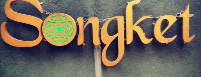 Restoran Songket is one of Makan @ KL #1.