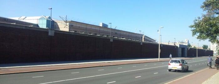 Gevangenis Scheveningen Noord is one of The Hague #4sqCities.