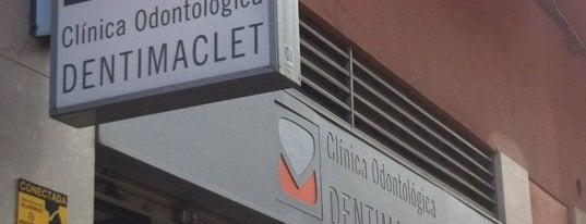 Dentimaclet is one of lomejordebenimaclet.com.