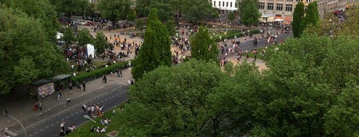 Oranienplatz is one of In Berlin.