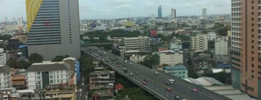Novotel Bangkok Fenix Silom is one of Bangkok, Thailand.