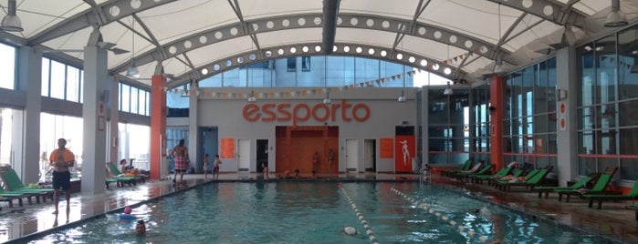 Essporto Swimming Pool is one of Spor denince.