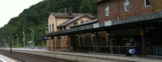 Ausgewählte Bahnhöfe