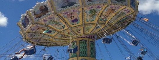 Adventureland Amusement Park is one of Everything Long Island.