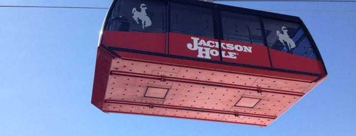 The Tram at Jackson Hole is one of Jackson Hole.