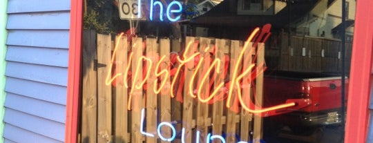 Lipstick Lounge is one of Must-visit Gay Bars in Nashville.