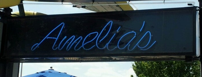 Amelia's is one of MKE Downtown.
