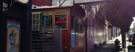 Grubstake Diner is one of Diners, Drive-Ins, & Dives.