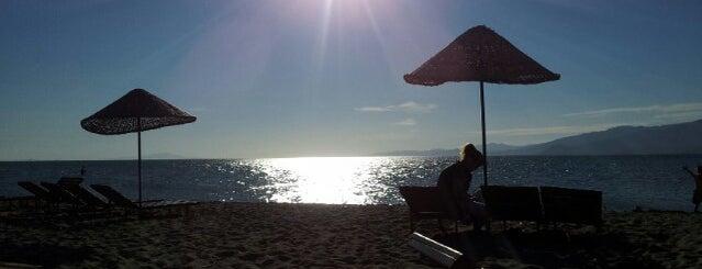 Ören Plajı is one of AYVALIK #1 🏊🏄.