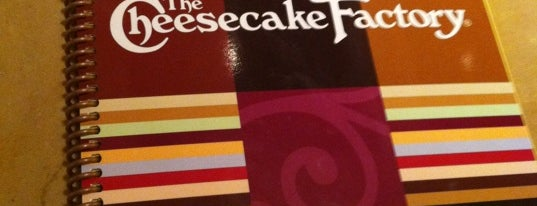 The Cheesecake Factory is one of West Palm Beach Best Spots #visitUS.