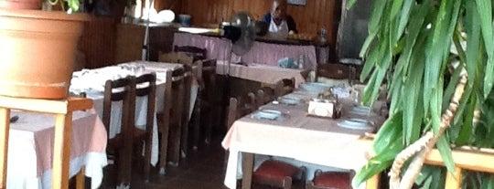 Sabırtaşı Restaurant is one of MenümNette - İstanbul Mekanları.