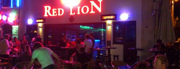 Red Lion Bar & Club is one of İçin Gari!.