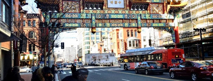 Chinatown Friendship Archway is one of ♡DC.