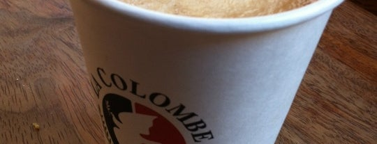 La Colombe Torrefaction is one of Coffee Shops + Cafes in NYC.