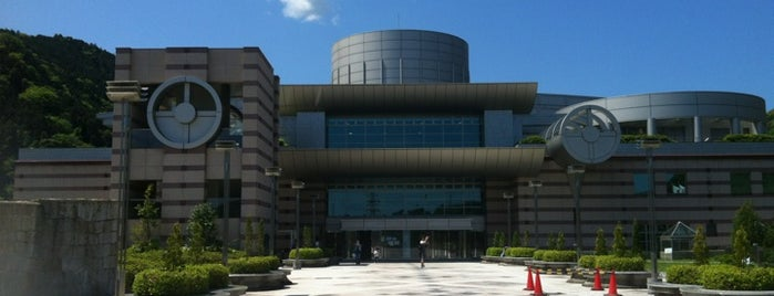 Kanagawa Prefectural Museum of Natural History is one of Jpn_Museums2.