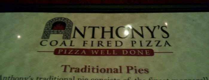Anthony's Coal Fired Pizza is one of Everything Long Island.