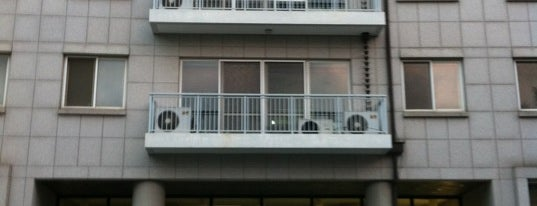 이화여자대학교 기숙사 한우리집 (Ewha Womans University - Hanwoori Residence Hall) is one of 이화여자대학교 Ewha Womans University.