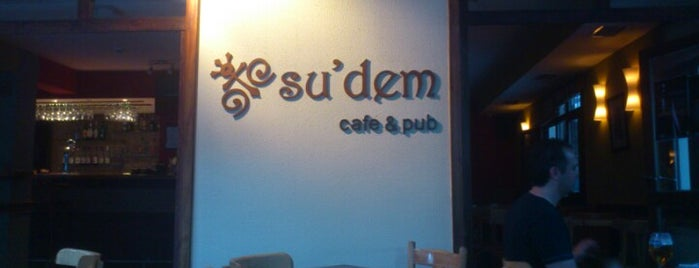 Su'dem Restaurant is one of Denenenler :).
