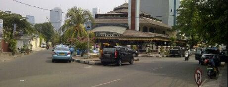 Masjid Cut Nyak Dien is one of Jakarta. Indonesia.