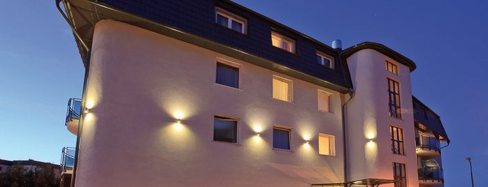 Hotel Amber is one of Szkolenia z Inspiros.