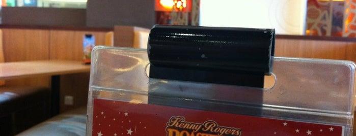 Kenny Rogers Roasters is one of rawang.